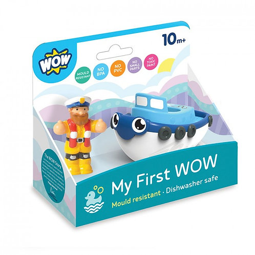 Wow tug small boat toy