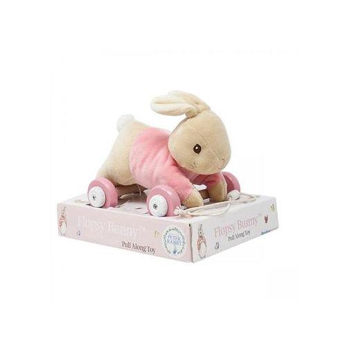 Baby Items - Flopsy bunny pull along