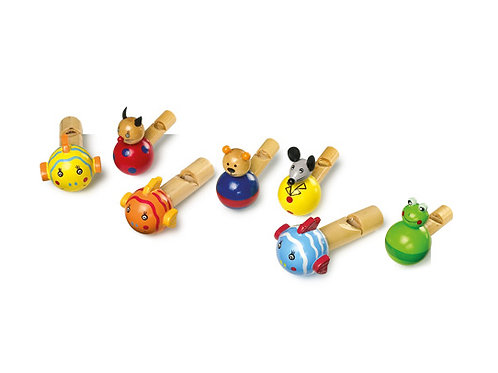 Small Foot Musical - Wooden flutes (each)