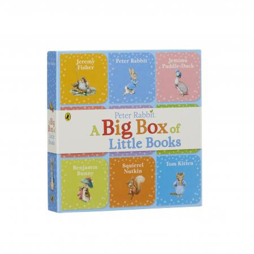Peter rabbit big box little books