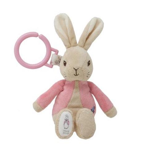 Flopsy jiggle pram toy