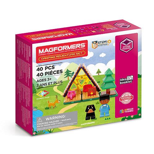 Magformers - Camping adventure set