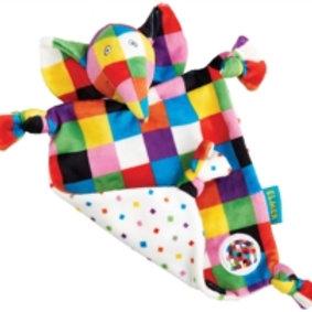 Baby Items - Elmer Comforter blanquet