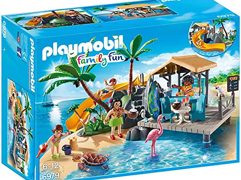 Playmobil - Family fun island juice bar