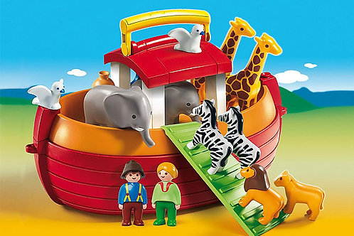 My take along Noah's Ark