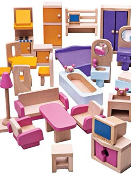 Bigjigs Toys - Dolls House furniture