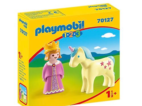 Princess and unicorn figures playmobil