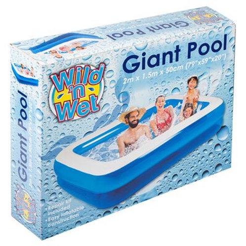 Giant Rectangular Pool