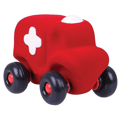Bigjigs baby soft toy ambulance