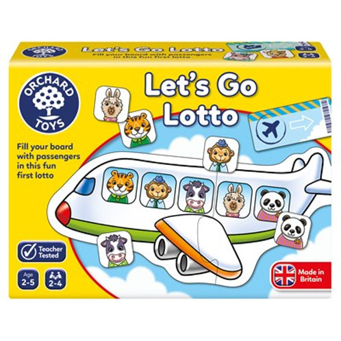 Orchard - Let's go lotto