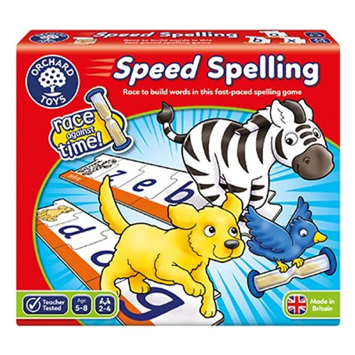 Orchard - Speed spelling