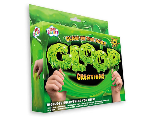 Kids Create - Glow in the Dark Glood DYO