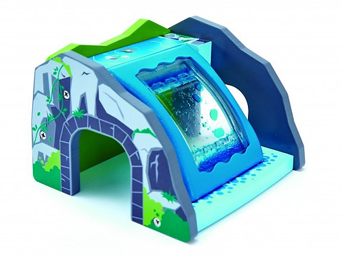 Hape - Waterfall tunnel