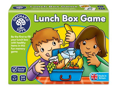 Orchard Game - Lunch box