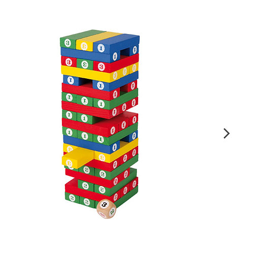 Small Foot Games - Figure Tower