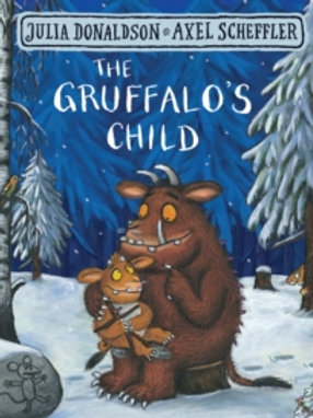 Children Book - Gruffalo's child board book