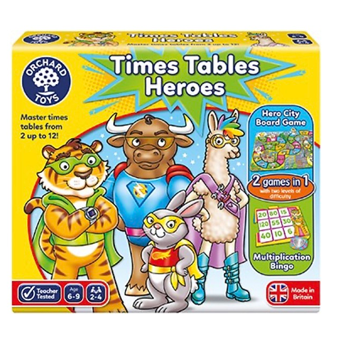 Orchard Game - Timetable Heroes