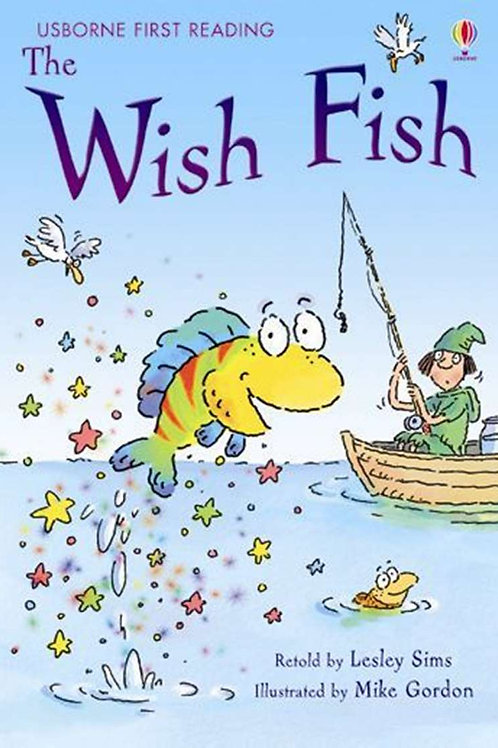 Usborne - The wish fish