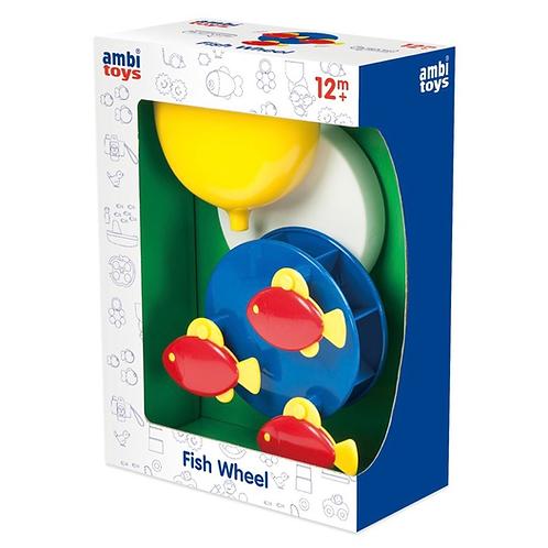 Fish wheel bath toy galt for babies