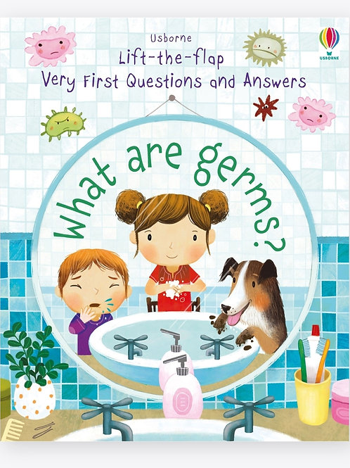 Usborne - My Very First LTF Q&A What are Germs?