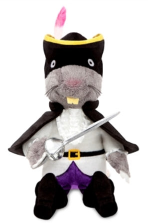 Children Character - Highway rat 9in soft toy