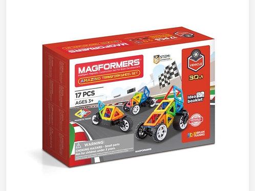 Magformers - Amazing Transform wheel set