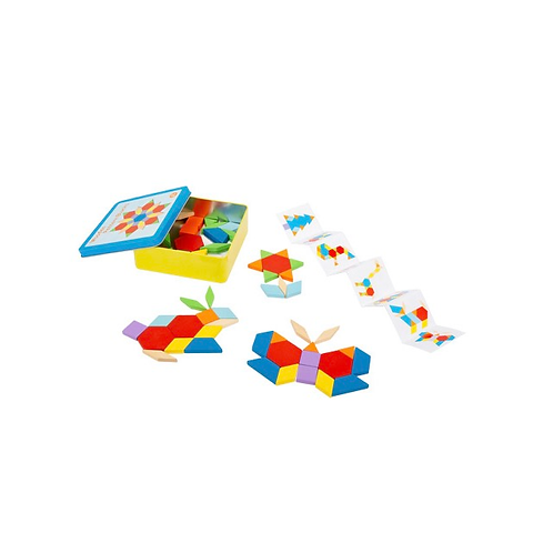 Small Foot Games - Tangrams for 2