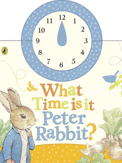 What Time Is It, Peter Rabbit