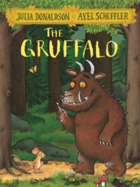 Gruffalo book Julia Donaldson