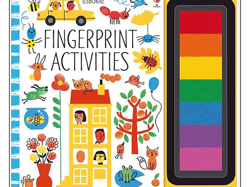 Usborne - Fingerprint Activities