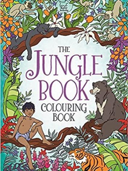 Jungle book colouring book