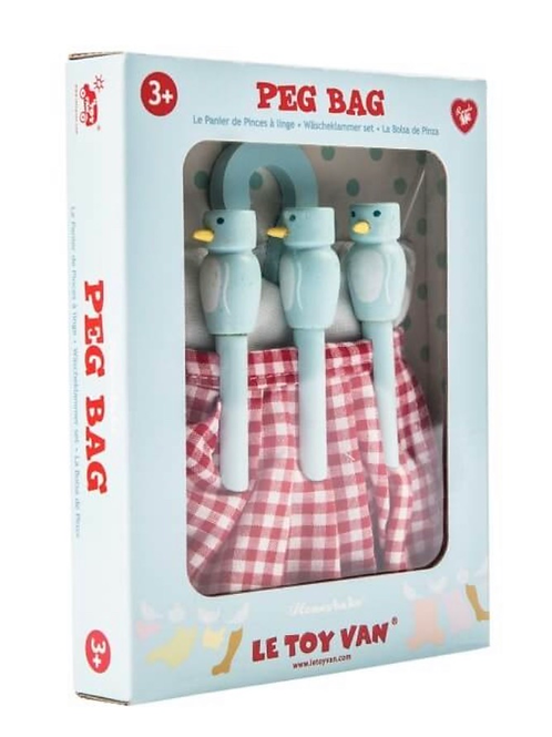 Le Toy Van - Peg Bag