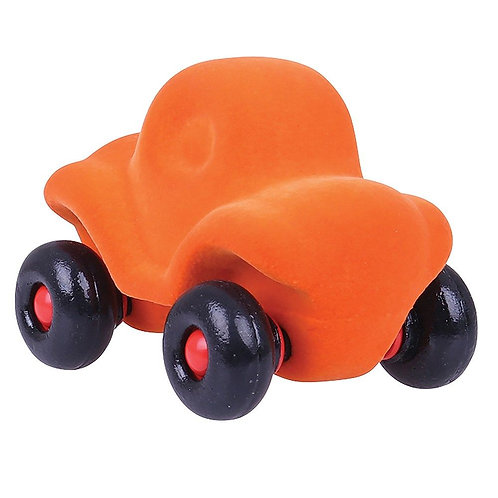 Bigjigs baby soft toy car