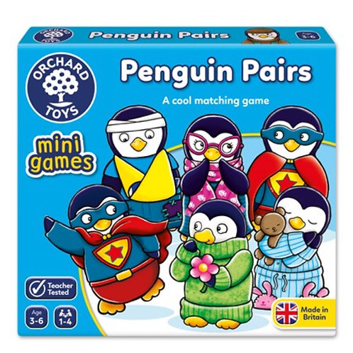 Orchard Mini game - Penguin pairs