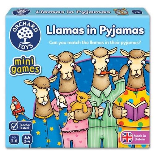 Orchard - Mini game Llamas in pyjamas