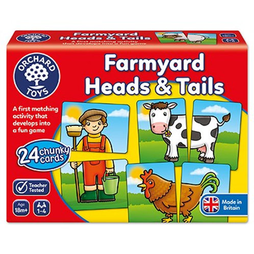 Orchard - Farmyard heads & tails