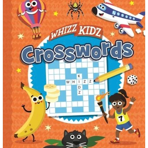 Whiz kids crossword book