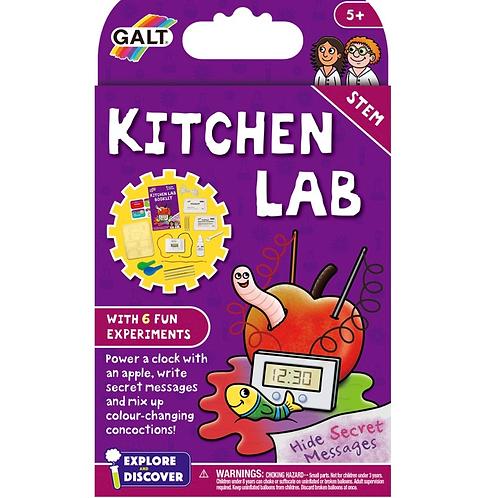 Kitchen lab kit for kids galt
