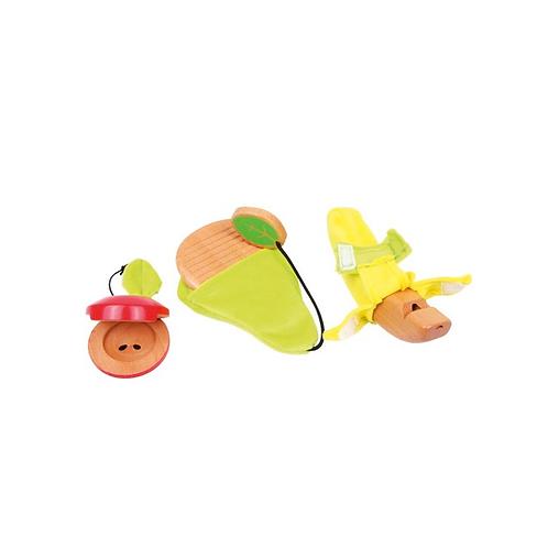 Smallfoot - Wooden Fruit Instruments