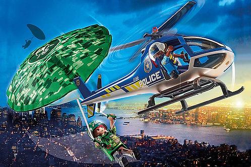 Playmobil - Police parachute search