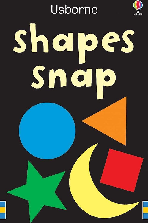 shapes snap cards usborne