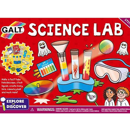 Science lab for kids red galt