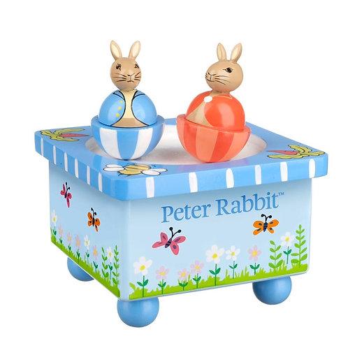 Orange tree - Peter Rabbit Music Box
