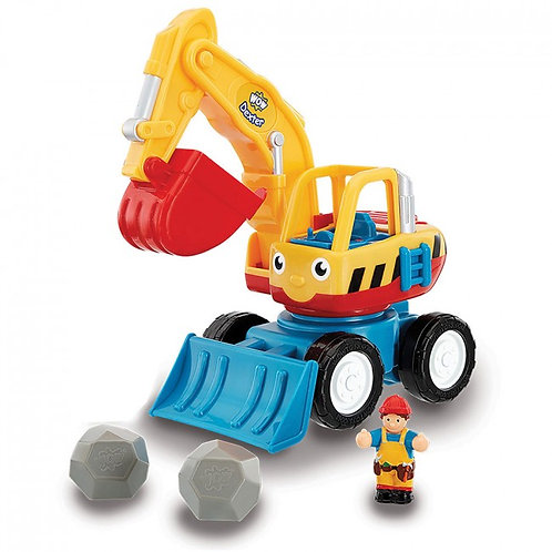 Wow toy big digger