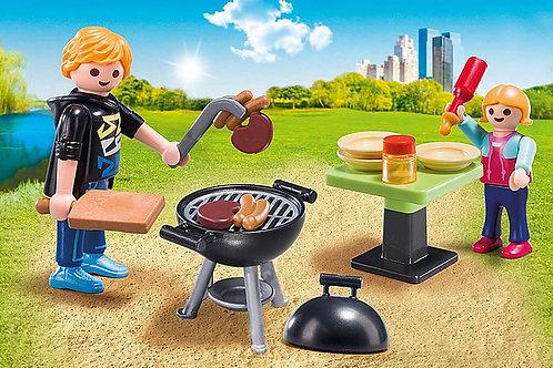 Backyard Barbecue Carry Case