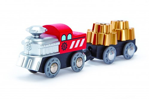 Hape - Cogwheel train