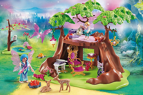 Fairy Forest House