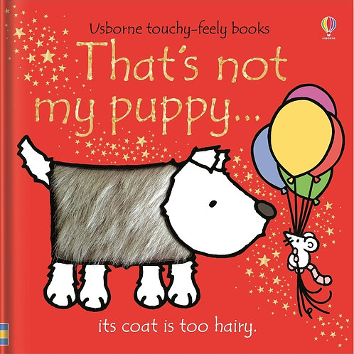 Usborne - That's not my puppy