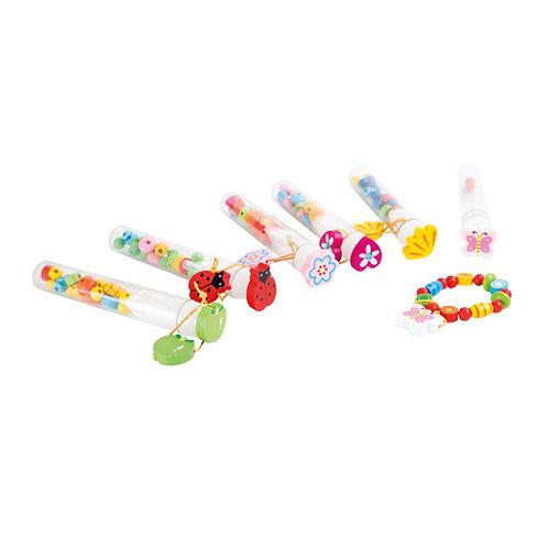 Small Foot Toys - Threading beads tube