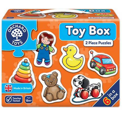 Orchard Jigsaw - Toy Box